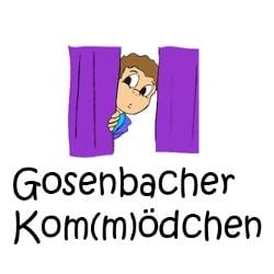 Gosenbacher Kommödchen Logo